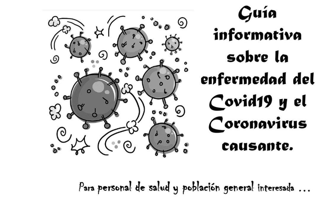Acciones informativas para prevenir COVID-19