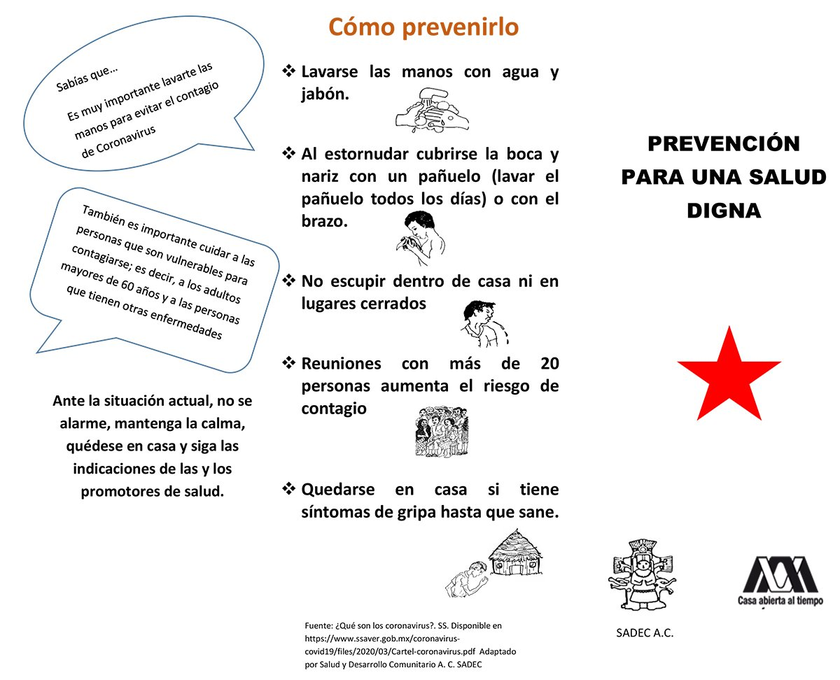 Triptico Info COVID-19